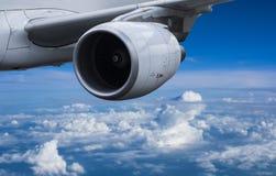 Viagem aérea Fotos de Stock Royalty Free