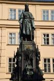 Viagem através de Praga bonita, República Checa, outono, outubro foto de stock royalty free