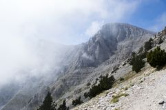 Viagem com aventura em greece fotos de stock royalty free