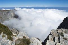 Viagem com aventura em greece imagem de stock royalty free
