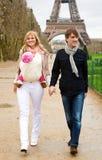 Viagem com bebê Imagens de Stock