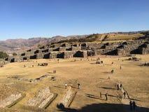 Viagem a Cuzco foto de stock