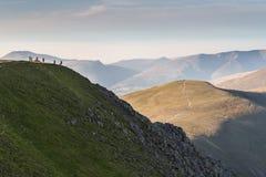 Viagem da montanha Fotos de Stock Royalty Free
