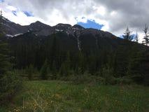 Viagem das montanhas Fotografia de Stock Royalty Free