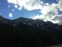 Viagem das montanhas Foto de Stock Royalty Free
