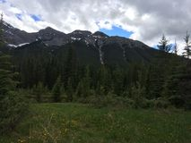 Viagem das montanhas imagem de stock royalty free