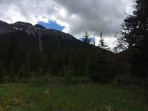 Viagem das montanhas Fotos de Stock Royalty Free