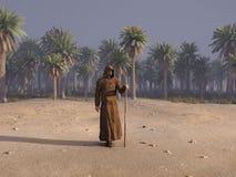 Viagem de Christ Foto de Stock