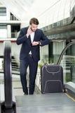 Viagem de negócios imagens de stock royalty free