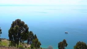 Viagem de Puno no lago Titicaca vídeos de arquivo