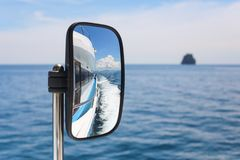 Viagem do barco Fotografia de Stock