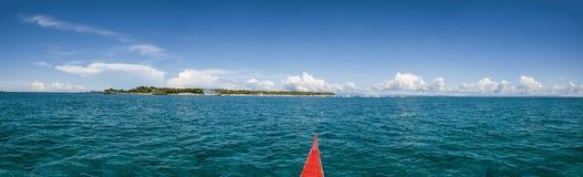 Viagem do barco Fotografia de Stock Royalty Free