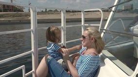 Viagem do barco da mãe e da filha filme