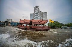 Viagem do barco de Banguecoque Fotografia de Stock