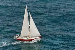 Viagem do barco de navigação imagens de stock