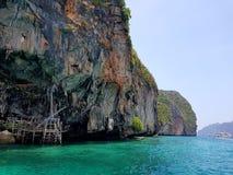 Viagem do barco a Phi Phi Foto de Stock