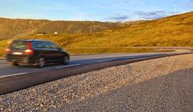 Viagem do carro Fotografia de Stock Royalty Free