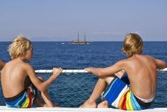 Viagem do cruzeiro em Turquia Imagens de Stock Royalty Free
