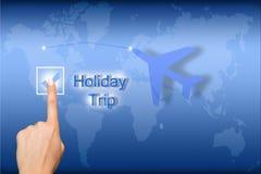 Viagem do feriado Fotografia de Stock