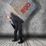 Viagem do líder de negócio Fotografia de Stock Royalty Free