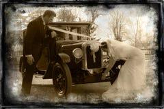 Viagem do vintage. Fotos de Stock
