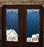 Viagem Dreamlike à ilha de Santorini Imagem de Stock Royalty Free