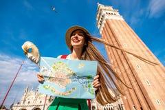 Viagem em Veneza fotografia de stock royalty free