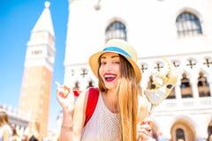 Viagem em Veneza imagens de stock royalty free