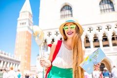 Viagem em Veneza foto de stock