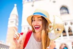 Viagem em Veneza fotos de stock royalty free