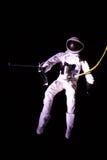 Viagem espacial Foto de Stock Royalty Free