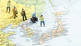 Viagem a Japão Imagens de Stock Royalty Free