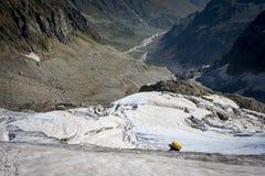 Viagem nas montanhas caucasianos em Geórgia Imagem de Stock Royalty Free