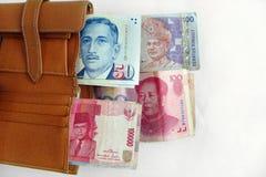 Viagem no conceito de Ásia Imagem de Stock Royalty Free