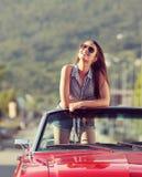 Viagem por estrada Foto de Stock Royalty Free