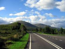 Viagem por estrada Imagem de Stock Royalty Free