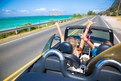 Viagem por estrada de Havaí Imagens de Stock Royalty Free