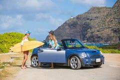 Viagem por estrada de Havaí Fotos de Stock