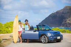 Viagem por estrada de Havaí Imagens de Stock