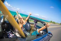 Viagem por estrada de Havaí Foto de Stock Royalty Free