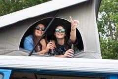 Viagem por estrada do verão Imagem de Stock Royalty Free