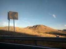 Viagem por estrada em México Imagem de Stock