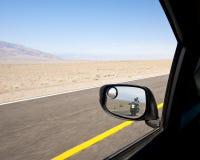 Viaggiando in automobile Immagini Stock
