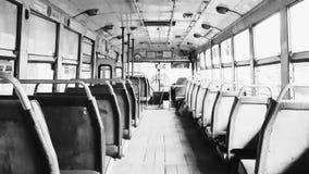 Viaggiando in Bus fotografia stock libera da diritti