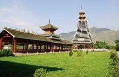 Viaggiando in Cina Immagini Stock Libere da Diritti