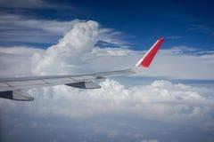 Viaggiando da Air Asia Immagini Stock Libere da Diritti