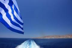 Viaggiando in Grecia Fotografia Stock
