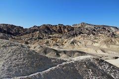 Viaggiando il Death Valley, U.S.A. Fotografia Stock