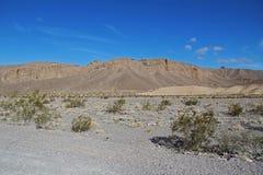 Viaggiando il Death Valley, U.S.A. Immagine Stock Libera da Diritti