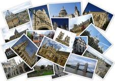 Viaggiando intorno all'Inghilterra Fotografie Stock Libere da Diritti